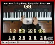 Free piano tips - free lesson sampler